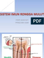 Sistem Imun Rongga Mulut-Indah Wulansari