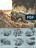 1955 land rover booklet