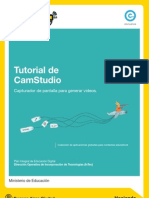 Tutorial CamStudio