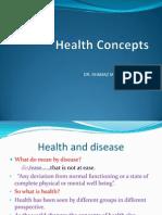 Health Concepts Shamaz
