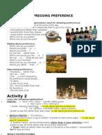 Preferences PLPG