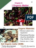 Bab_08 Bahan Organik Tanah