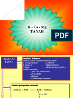 Bab_10d Kimia Tanah K-CA-Mg