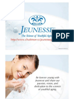 product and plan of Jeunesse