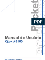 Manual Qtek A9100 Portugues