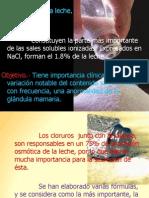 8) Analisis de La Leche
