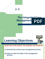 IMCI Session 3-The Integrated Case Management Process