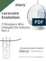 Mid-Century Modern Furniture Evolution