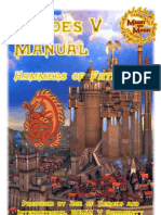 Heroes 5-Hammers of Fate Manual Manual En