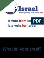 iVoteIsrael Presentation Yehuda