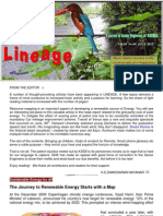 Lineage - KSEB Seniour Engineer Journal July 2012