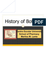 Copy of BOTANISTS - Powerpoint