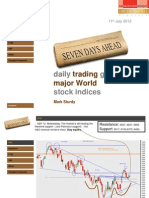 Daily Stocks 11th July 2012
