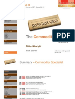 Commodity Specialist Guide 24