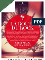 Route du Rock LINE-UP