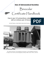 If as Binocular Handbook