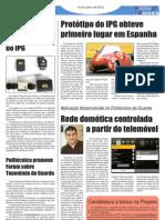 Noticias Gouveia - Projectos IPG