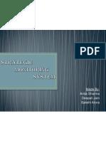 Strategic Monitoring System