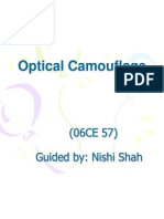 Optical Camouflage(Final)