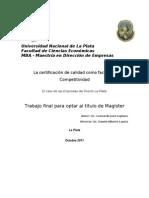 Lupiano, Leonardo Informe Final de Tesis