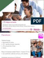 T-Mobile spouští síť LTE