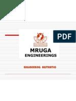 Mruga Presentation