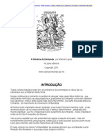 A História da Umbanda (Manoel Lopes)