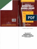 Esercizi Di Geometria e Algebra Lineare (2009)