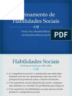 Treino de Habilidades Sociais