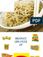 Maggi Product Life Cycle Updated