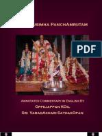 Nrusimha Panchamrutham