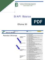 Oficina 50 Siafi Basico 2009