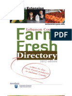 Lebanon County Farm Fresh directory