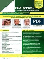 Saudi Hr Congress