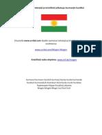 Raamatun tekstejä ja kristillisiä julkaisuja kurmanjin kurdiksi
