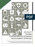 Texoma Compresensive Economic Development Strategy