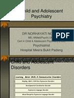 2 7 Child Psychiatry Behaviour