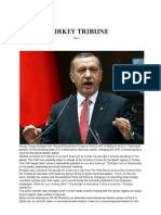 """Erdoğan  Republican People's Party (CHP) failed to show a """"nationalistic""""- Turkey News"""