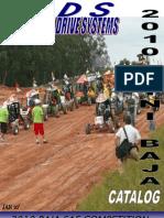 2010- Baja Sae Catalog