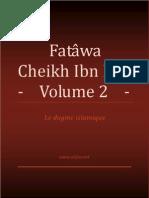 Compilation Des Fatwas de Cheikh Ibn Baz - Volume 2