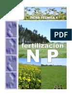 INIA fertilizacion