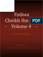Compilation Des Fatwas de Cheikh Ibn Baz - Volume 4