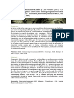 García et.al. Alianzas Empresas ONG desarrollo local