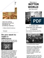 Better World Pamphlet