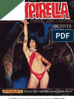 Vampirella Archives Vol. 5 Preview