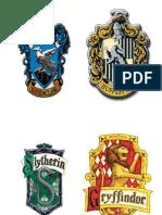 Hogwarts Flags