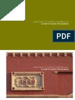 GA Heritage Tourism Handbook
