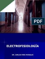 1ra. Clase Teoría -  Electrofisiologia