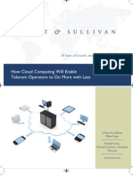 How Cloud Computing Will Enable Telecom Operators to Do More with Less