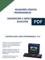Módulo 13 controladores logicos programables, descripcion y aspectos de seleccion